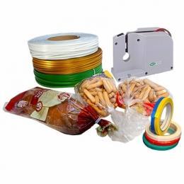 Материалы и оборудования для закрывания пакетов