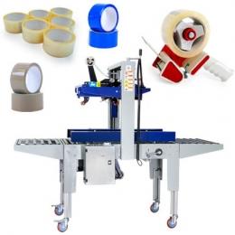 Скотч ленты и оборудование