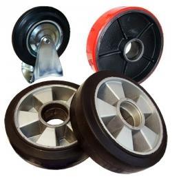 Колеса і ролики для складської техніки