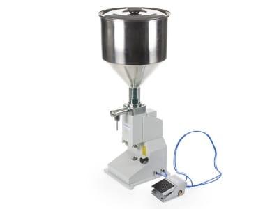 Дозатор об'ємний пневматичний A02, рідкі та пастоподібні продукти