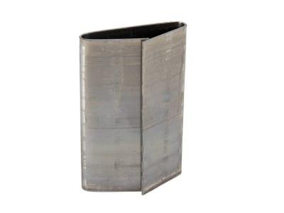Скріпа не оцинкована для сталевої стрічки 32 мм