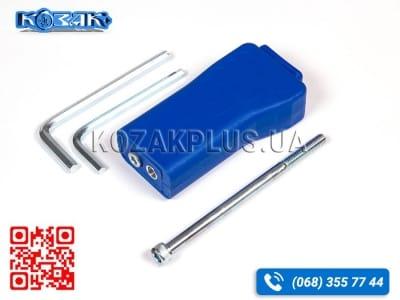Ручка для мірної вилки (синя)