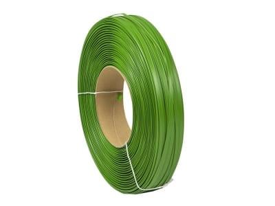 Лента клипсаторная клипбэнд зеленая 8мм x 0.6мм x 600м
