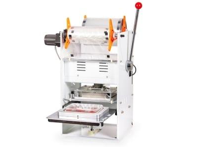 Зварювач FOYER DY2014A 187x137 мм для одного лотка, напівавтоматичний