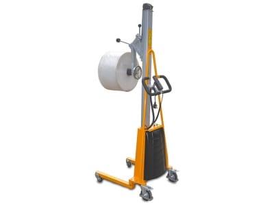 Штабелер для рулонов E150A полуэлектрический