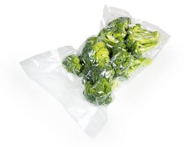 Вакуумний пакет рифлений харчовий 180 х 300 мм