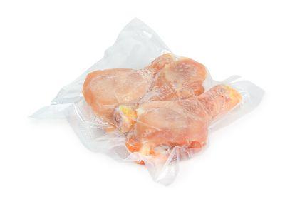 Вакуумный пакет рифленый пищевой 200 х 200 мм