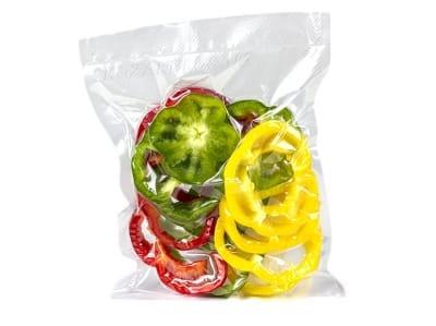 Вакуумный пакет рифленый пищевой 200 х 250 мм