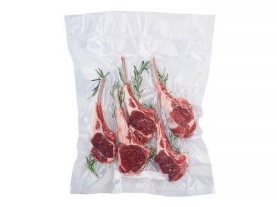 Вакуумний пакет рифлений харчовий 300 х 500 мм