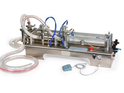 Дозатор об'ємний напівавтоматичний FOYER GC-A/2 для рідин (1000 мл)