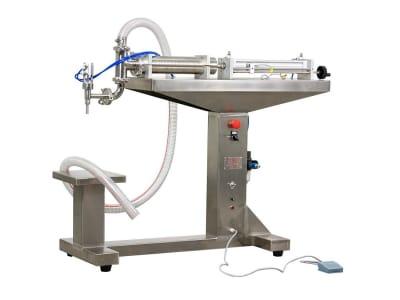 Дозатор об'ємний напівавтоматичний FOYER GC-BL для рідин (1000 мл)