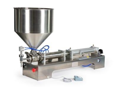 Дозатор об'ємний GCG-A напівавтоматичний, рідкі та пастоподібні продукти