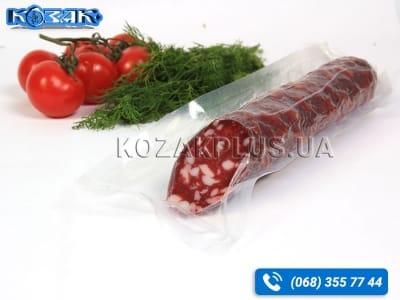 Вакуумний пакет гладкий харчовий 140 х 600 мм