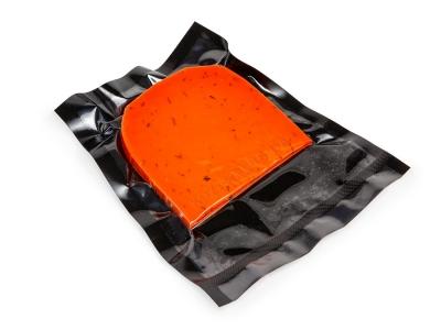 Вакуумний пакет гладкий прозорий/чорний 150 x 200 мм (90мкм)