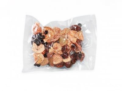 Вакуумний пакет гладкий харчовий 160 х 200 мм (120мкм)