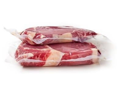 Вакуумный пакет гладкий пищевой 200 х 450 мм
