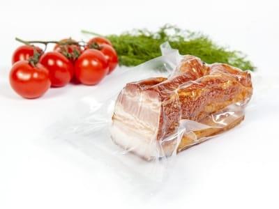 Вакуумний пакет гладкий харчовий 250 х 300 мм (100мкм)
