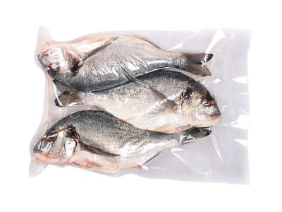 Вакуумний пакет гладкий харчовий 250 х 300 мм
