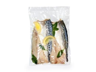 Вакуумний пакет гладкий харчовий 250 х 350 мм