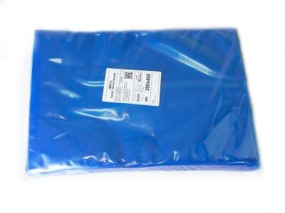 Вакуумный пакет гладкий голубой 300 х 400 мм