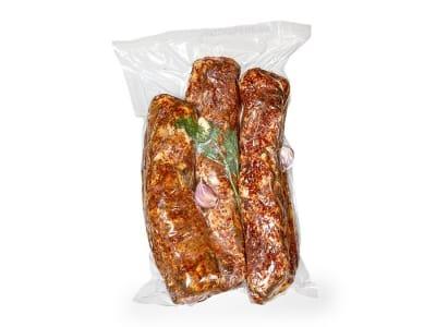 Вакуумний пакет гладкий харчовий 300 х 450 мм