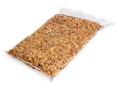 Вакуумний пакет гладкий харчовий 400 х 600 мм (120 мкм)