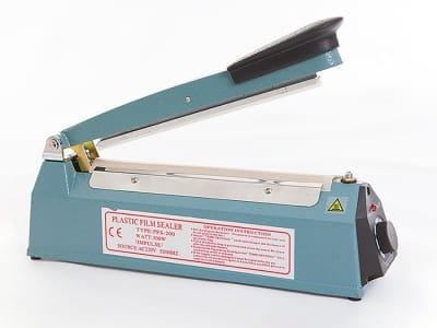 Зварювач пакетів і плівки ручний PFS-200
