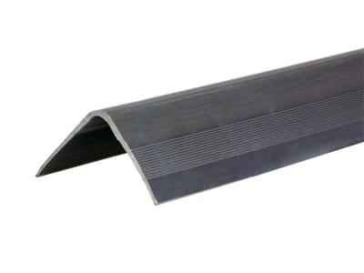 Кутник захисний пластиковий Г-подібний 40 х 40 x 2 х 2000
