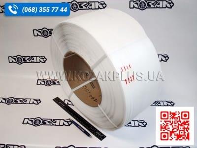Стрічка поліпропіленова Poliflex T 9мм х 0.63мм х 3500м