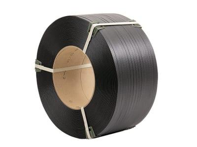 Лента полипропиленовая Polistrap H 12 мм х 0.8 мм х 2300м черная