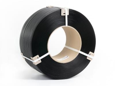 Лента полипропиленовая Polistrap H 16 мм х 0.8 мм х 1500м черная