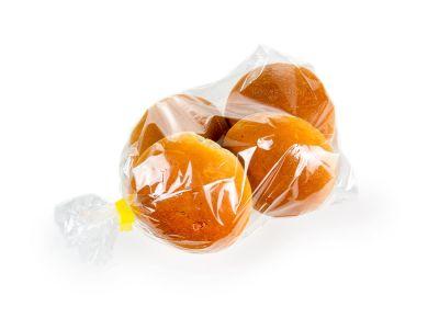 Пакет для хліба поліпропіленовий 180 х 260 мм