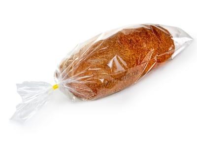 Пакет для хліба поліпропіленовий Polifresh 240 х 450 мм без кліпси