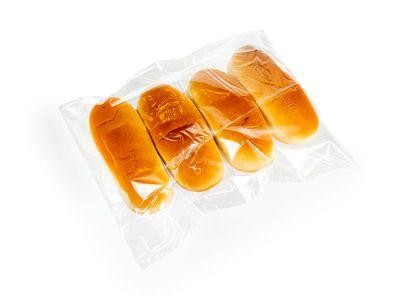 Пакет для хліба поліпропіленовий Polifresh 250 х 390 мм