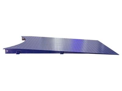 Подъездная рампа 1500 мм для паллетоупаковщиков