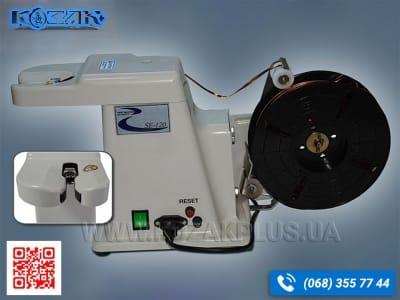 Машина-клипсатор для запечатывания пакетов SE-120