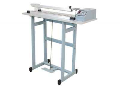 Зварювач пакетів та плівки підлоговий SFTD-400