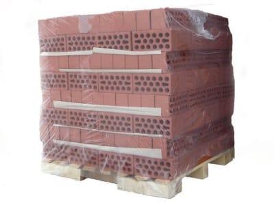 Термозбіжний пакет для палет прозорий з матовим відтінком