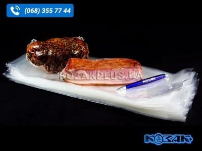 Вакуумный термоусадочный пищевой пакет 150 х 250 мм