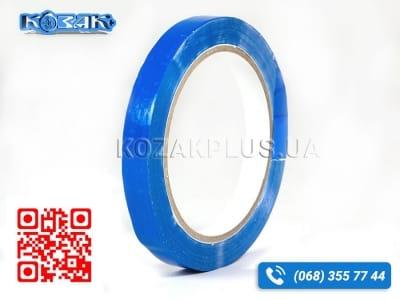 Скотч лента для клипсаторов Superseal 12 мм х 60 м, синяя
