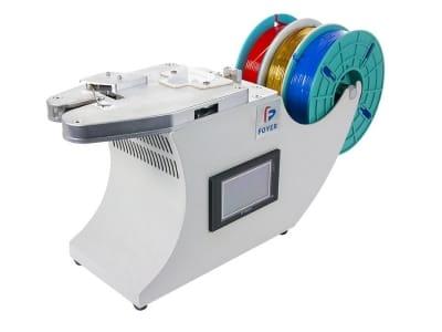 Машина-кліпсатор для запечатування пакетів TD-E Pro