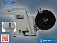 Машина-кліпсатор для запечатування пакетів SE-120