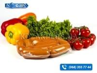 Вакуумный термоусадочный пищевой пакет 90 х 350 мм
