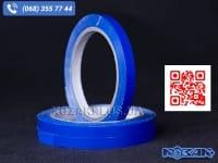 Скотч стрічка для кліпсаторів ПВХ Superseal 9 мм х 60 м, синя