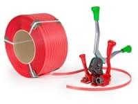 Комбінований пристрій Milano XL-9 для ПП стрічки