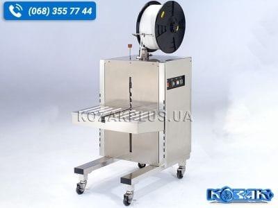 Напівавтоматична машина TP-201YS із нержавіючої сталі