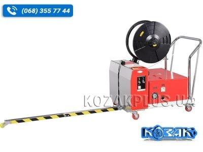 Стрепінг-машина TP-502 MVB живлення від акумулятора