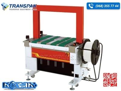 Страппинг-машина TP-601B для ПП ленты 8,9,12 мм