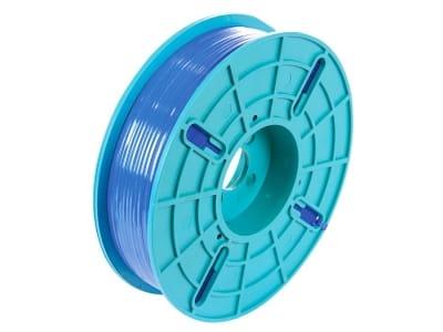 Стрічка для закривання пакетів Твістбенд блакитна
