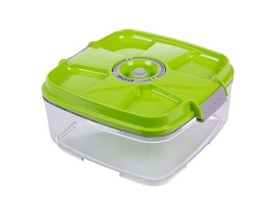 Контейнер вакуумный Status VAC-SQR-20 зеленый